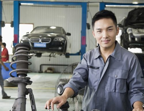 China's automotive aftermarket presents huge commercial potential
